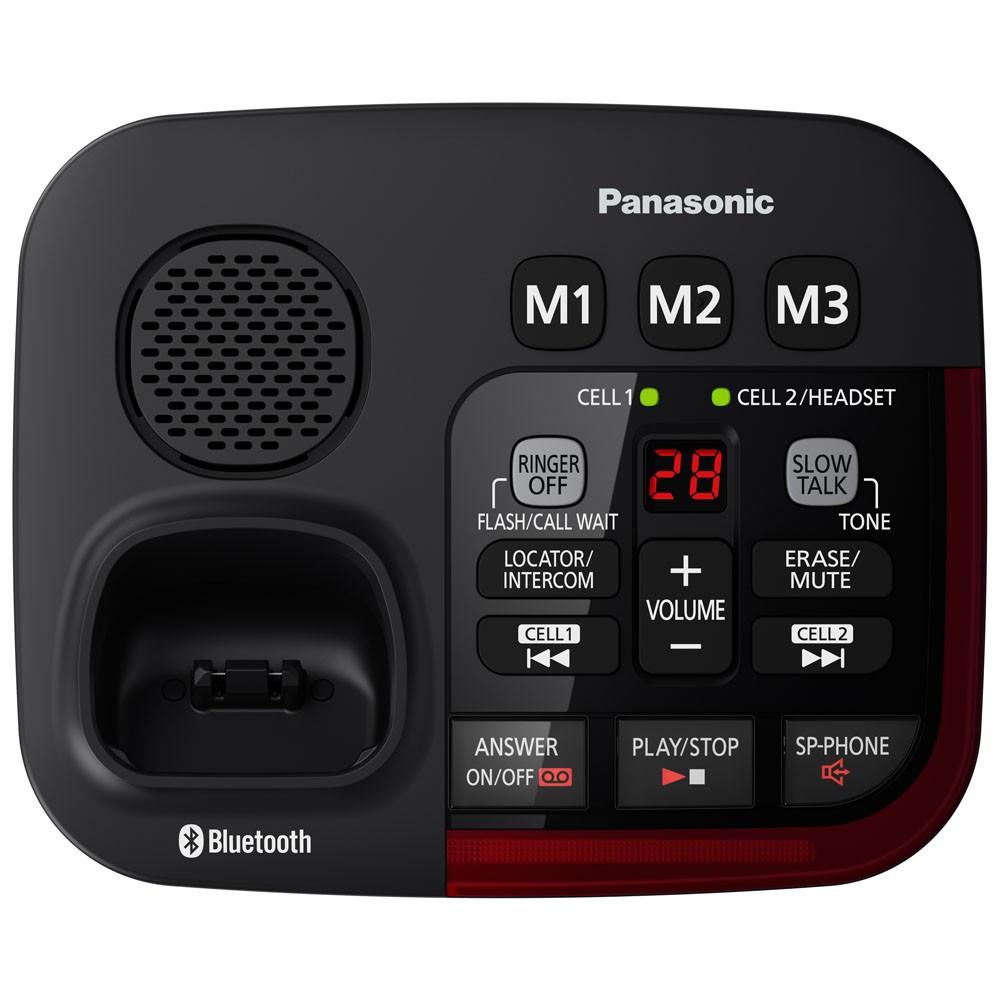 Panasonic KX-TGM430B - Base View