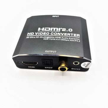 HDMI Converter - Front View