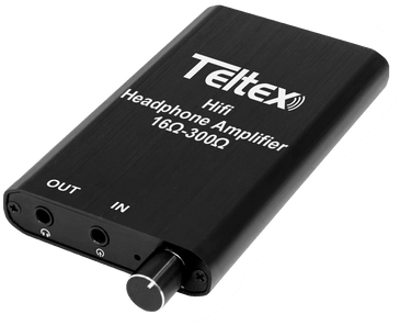 Teltex In-Line Amplifier