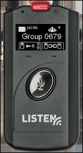 LK-1 ListenTALK Transceiver