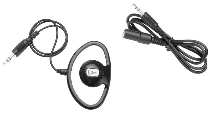 LA-401 Universal Ear Speaker