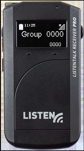 LKR-11-A0 ListenTALK Receiver Pro