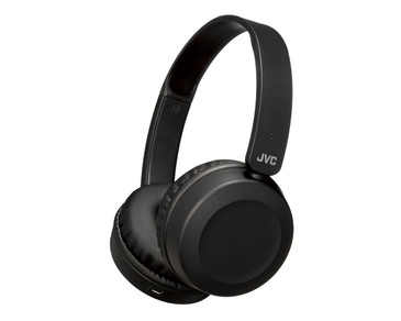 JVC HA-S31BT Bluetooth Headphones - Black