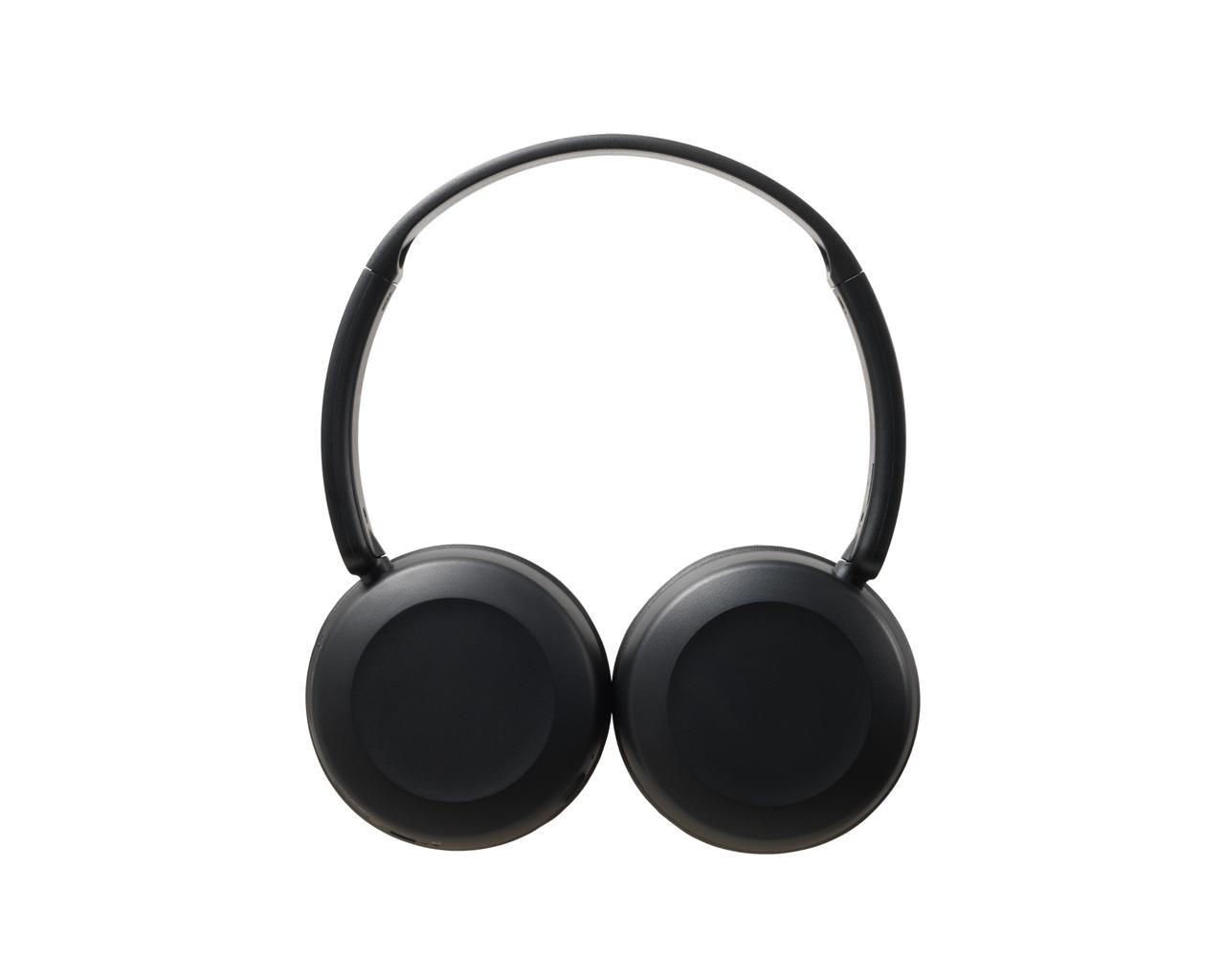 JVC HA-S31BT Bluetooth Headphones - Flat Folded View