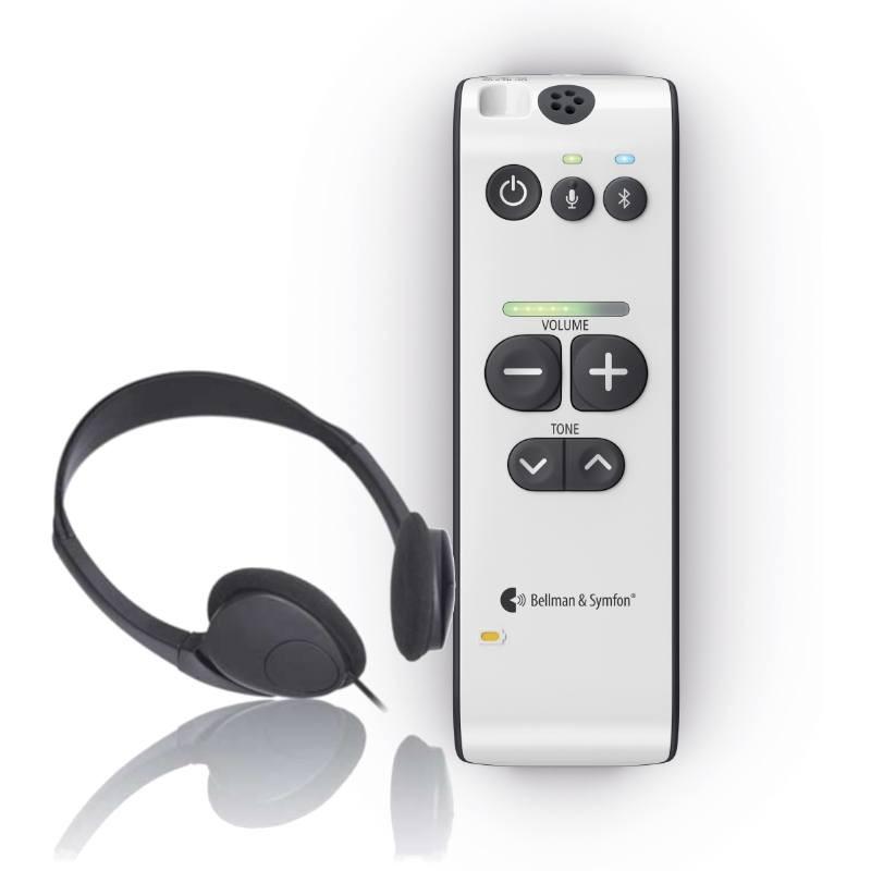 Bellman Maxi Pro with Headphones