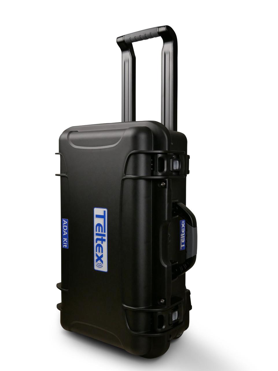 Emergency Communications Kit - Wheeled Case with Telescoping Handle