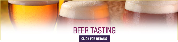 Local Beer Tasting Events