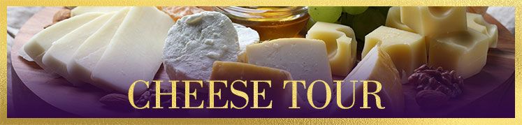Local In-Store Cheese Tasting Events
