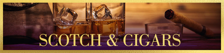 Scotch and Cigars Tasting Event