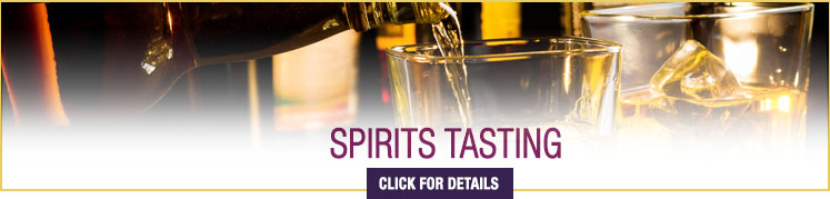 Local Spirits Tasting Events
