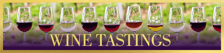 Local In-Store Wine Tasting Events