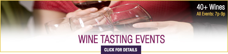 Local Wine Tasting Events