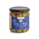 Divina Blue Cheese Stuffed Olives in Brine 13.4oz