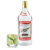 Stolichnaya 80 Proof Vodka 1.75L