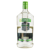 Smirnoff Green Apple Flavored Vodka 1.75L