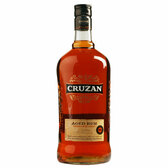 Cruzan Aged Dark Rum 2 Years 1.75L