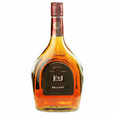 E and J Brandy VS 750ml