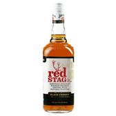 Jim Beam Red Stag Black Cherry Infused Kentucky Bourbon Whiskey 750ml