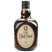 Grand Old Parr 12 Year Blended Scotch Whisky 750ml