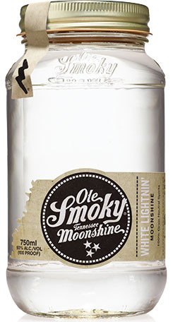 Ole Smoky White Lightnin Moonshine