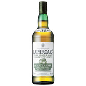 Laphroaig Quarter Cask Islay Single Malt Scotch Whiskey 750ml
