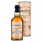 Balvenie 14 Year Old Caribbean Cask Single Malt Scotch Whisky 750ml