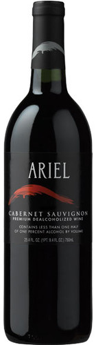 Ariel Cabernet Sauvignon Dealcoholized Wine