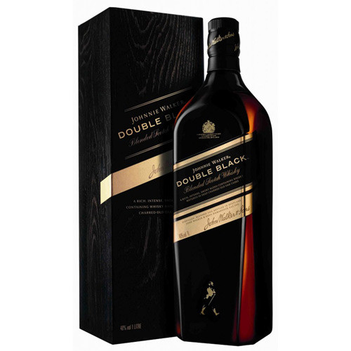 Black Label Price >> Johnnie Walker Double Black Blended Scotch Whisky 750ml