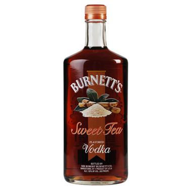 Burnetts Flavored Vodka Sweet Tea