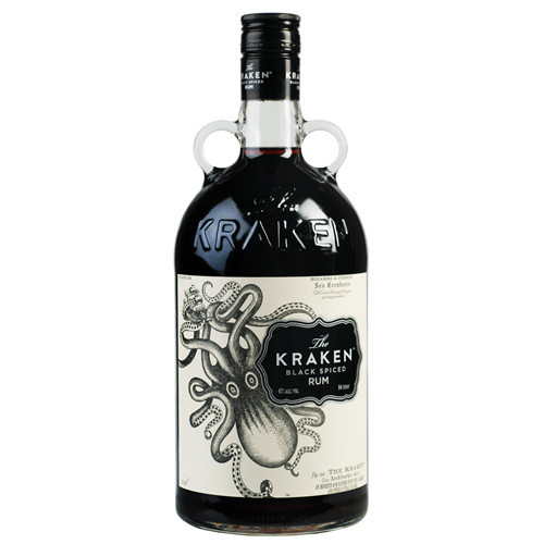 Kraken black spiced rum crown wine spirits - Kraken rum pictures ...