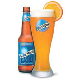 Blue Moon Belgian Ale 6 Pack, 12oz Bottle