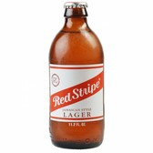 Red Stripe Lager 6 Pack, 11.2oz Bottle