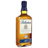 Ballantines 12 Year Finest Blended Scotch Whisky 750ml