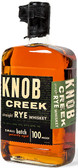 Knob Creek Straight Rye 100 Proof Whiskey