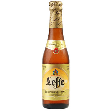 Leffe blonde ale 6 pack 112oz bottle crown wine spirits image 1 sciox Image collections