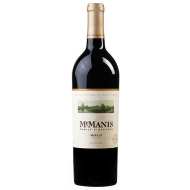 McManis Family Vineyards, Merlot