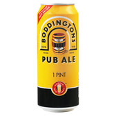 Boddingtons Pub Ale - 4 Pack, Pint Cans