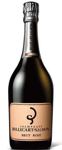 Champagne Billecart Salmon Brut Rose 750ml