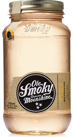 Ole Smoky Tennessee Moonshine Peach