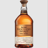 Wild Turkey Kentucky Spirit Single Barrel Bourbon Whiskey 750ml
