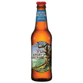 Angry Orchard Hard Cider Crisp Apple - 6 Pack, 12oz Btls