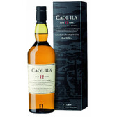 Caol Ila 12 Year Islay Single Malt Whisky 750ml