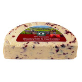 Wensleydale Yorkshire with Cranberries 1LB