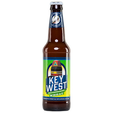 Florida Beer Key West Southernmost Wheat