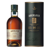 Aberlour 16 Year Highland Single Malt Scotch Whisky 750ml