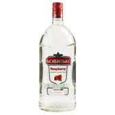 Sobieski Raspberry Polish Vodka 1.75L