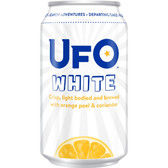 Harpoon 'UFO' White Unfiltered Wheat Beer