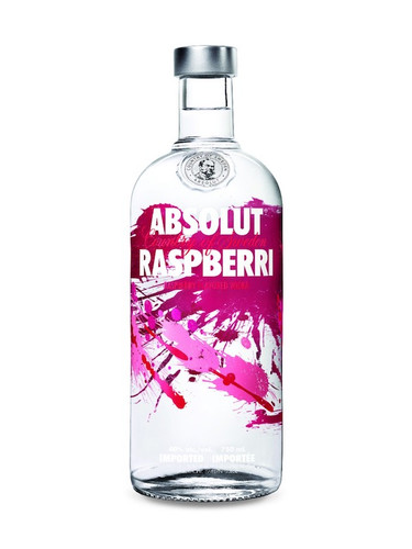 Absolut Raspberri Vodka 750ml