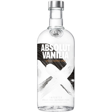 Absolut Vanilia Vodka 750ml