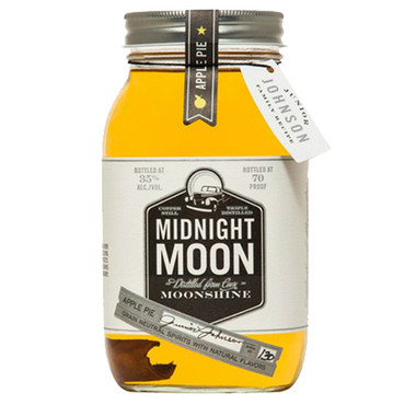 Junior Johnson's Midnight Moon Apple Pie Moonshine